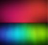 Pink And Orange And Blue And Green Wallpaper Image